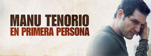 Manu Tenorio en concierto acústico mañana Viernes 18 de Octubre en Castelldefels