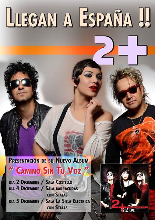 2+ conciertos
