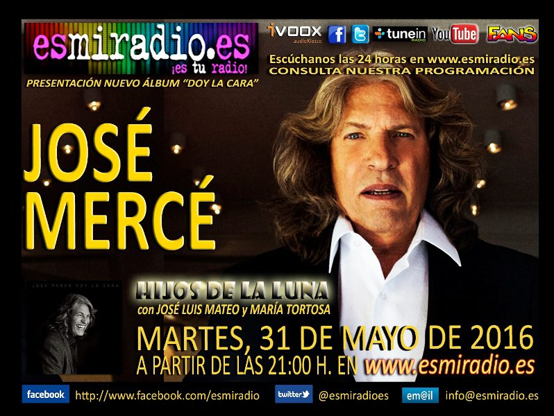 JOSE MERCE 310516 ESMIRADIO.es
