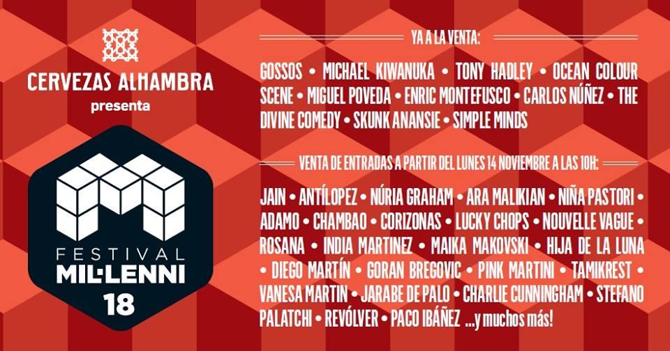 cartell-de-la-18-edicio-del-festival-mil%c2%b7lenni