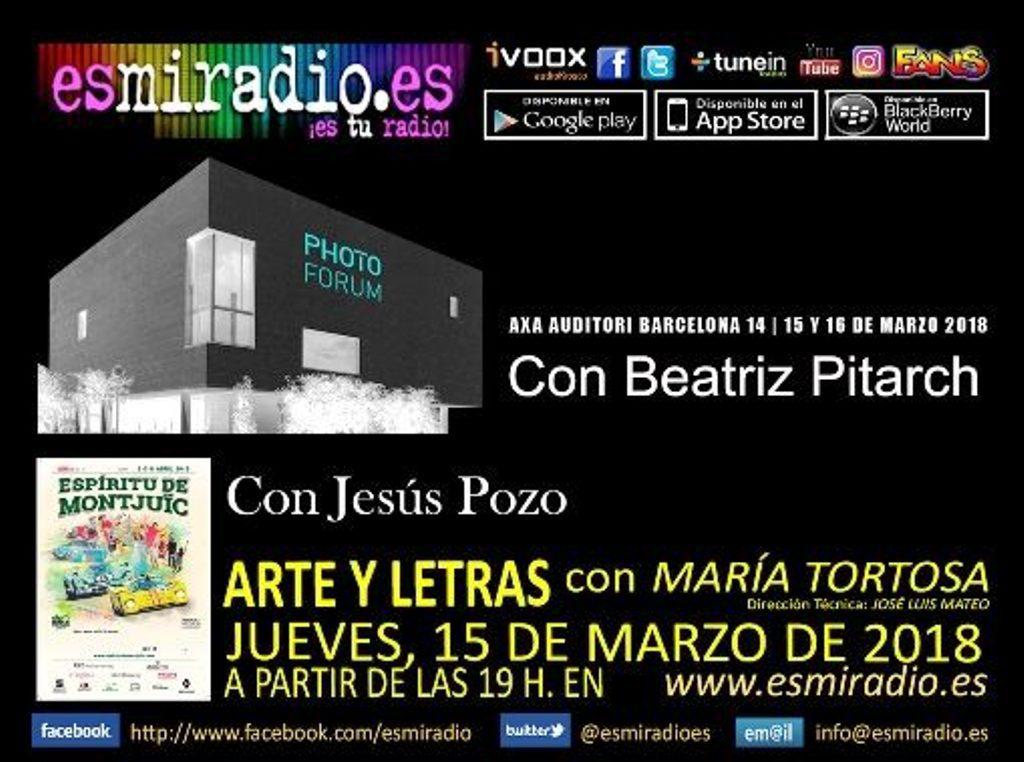 ARTE Y LETRAS- esmiradio - web 150318 19h