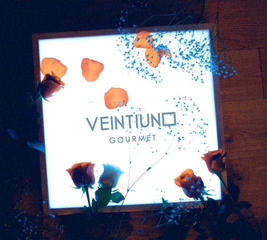 Veintiuno - Gourmet