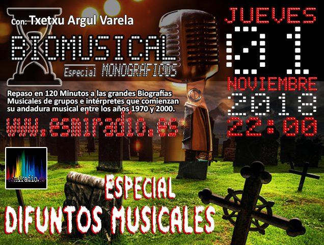 Biomusical Difuntos Musicales