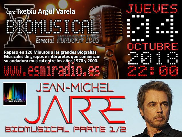 Biomusical Jean Michel Jarre 041018