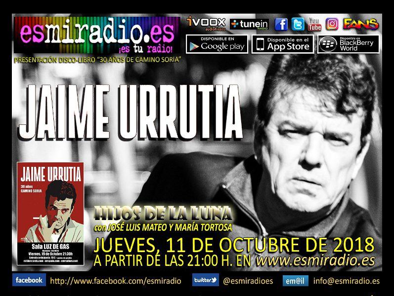 Jaime Urrutia 111018 esmiradio.es
