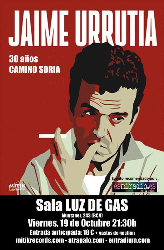 Jaime Urrutia - Luz de Gas 191018