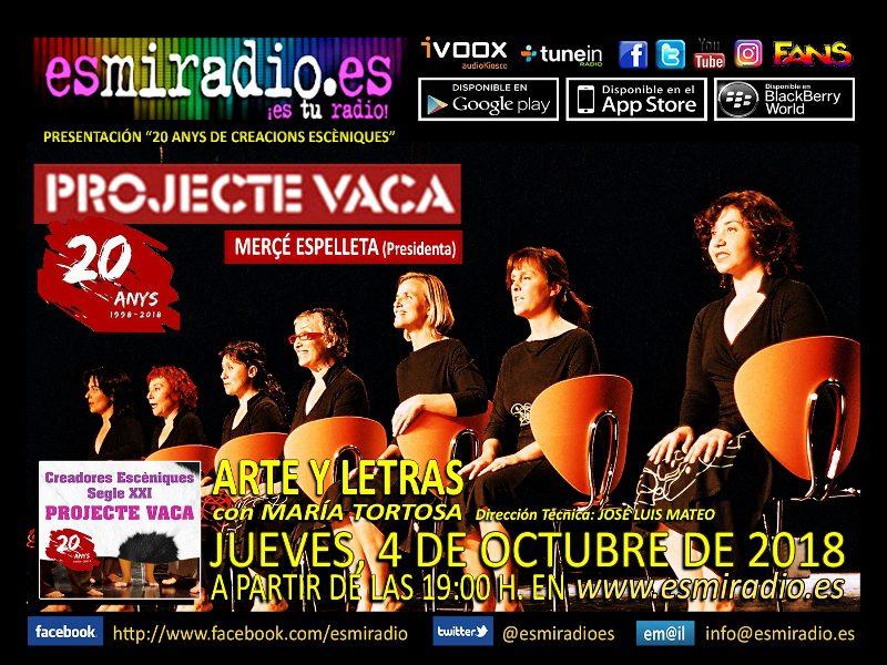 Projecte Vaca 041018 - esmiradio