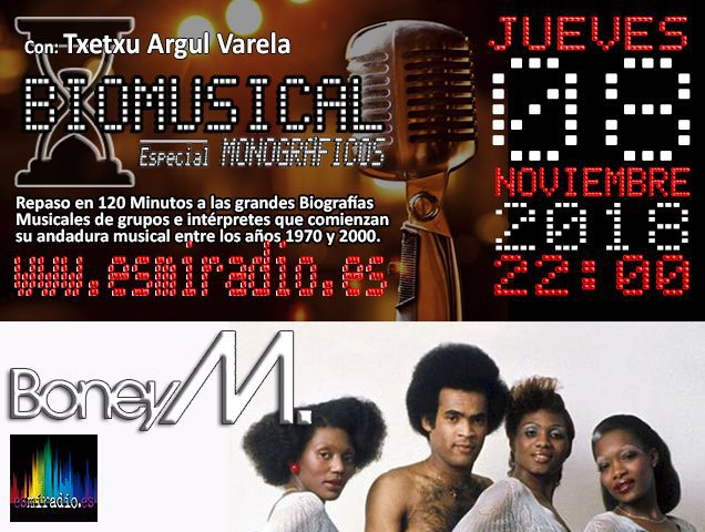 Biomusical Boney M 081118