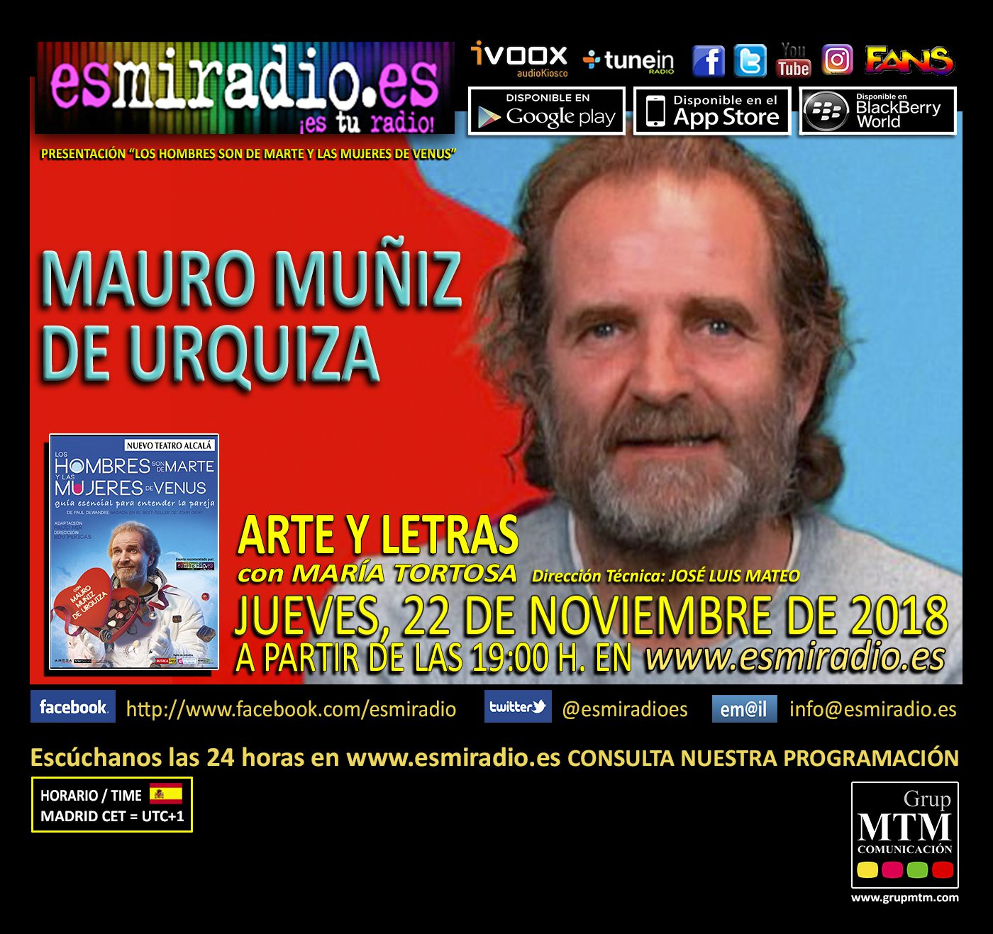 Mauro Muñiz de Urquiza 221118 - esmiradio