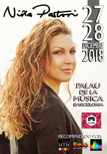 Niña Pastori - Palau esmiradio 27-281218