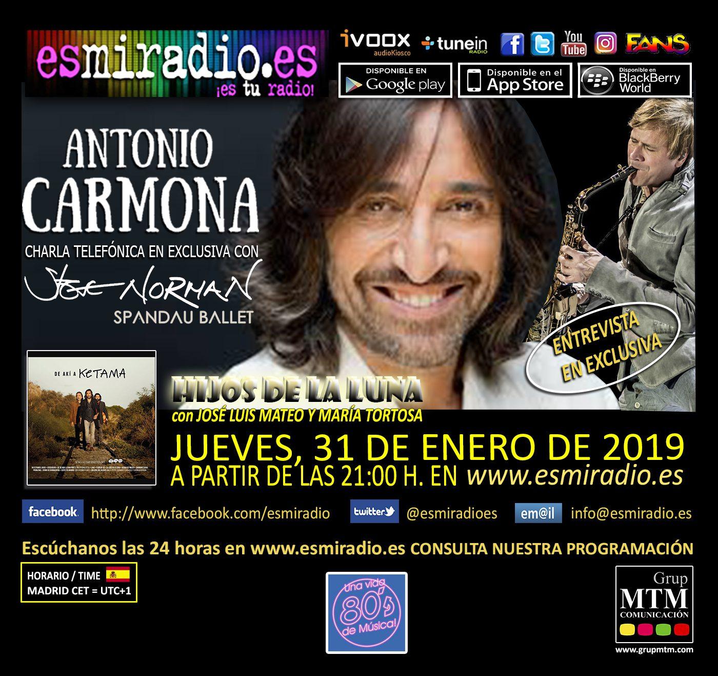 Antonio Carmona 310119 esmiradio