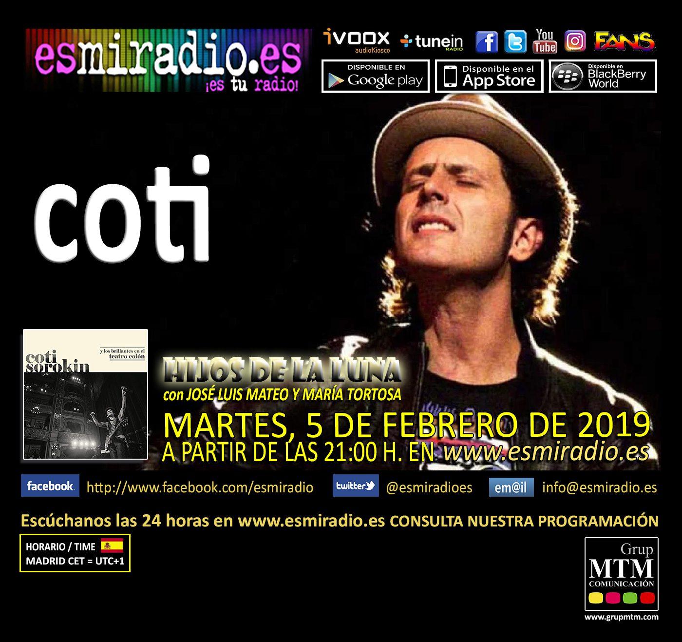 Coti 050219 - esmiradio