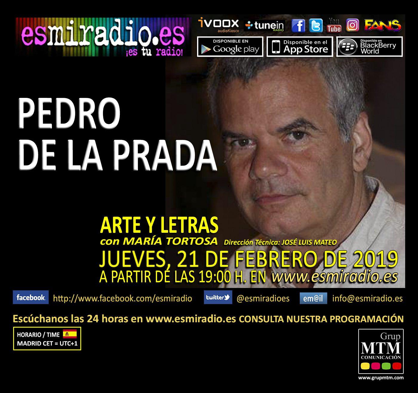 Pedro de la Prada 210219 - esmiradio