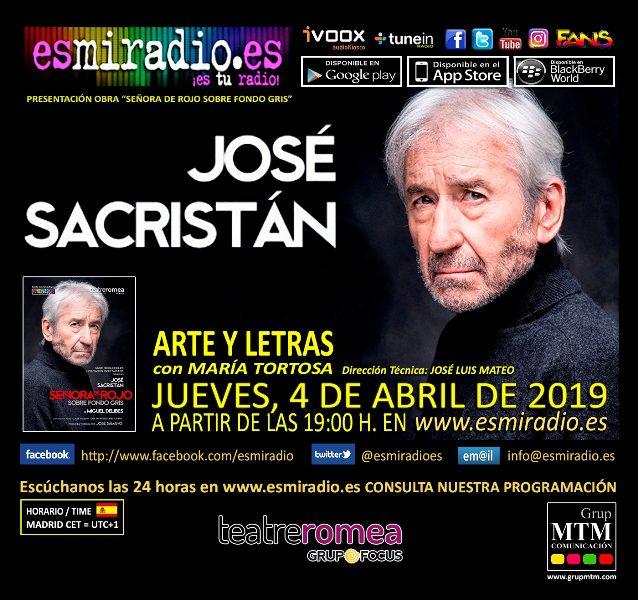José Sacristán enesmiradio.es
