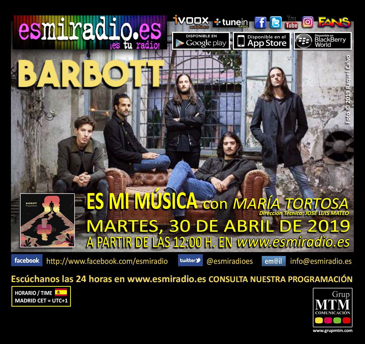 Barbott esmiradio
