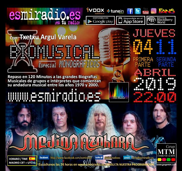 Biomusical Medina Azahara esmiradio.es