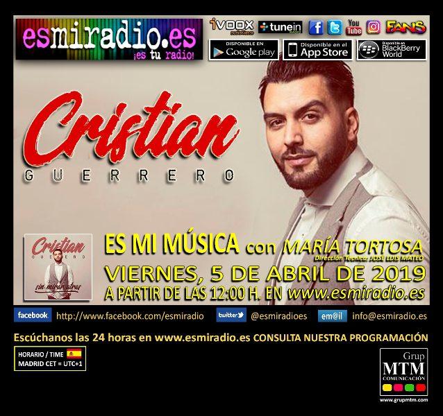 Cristian Guerrero