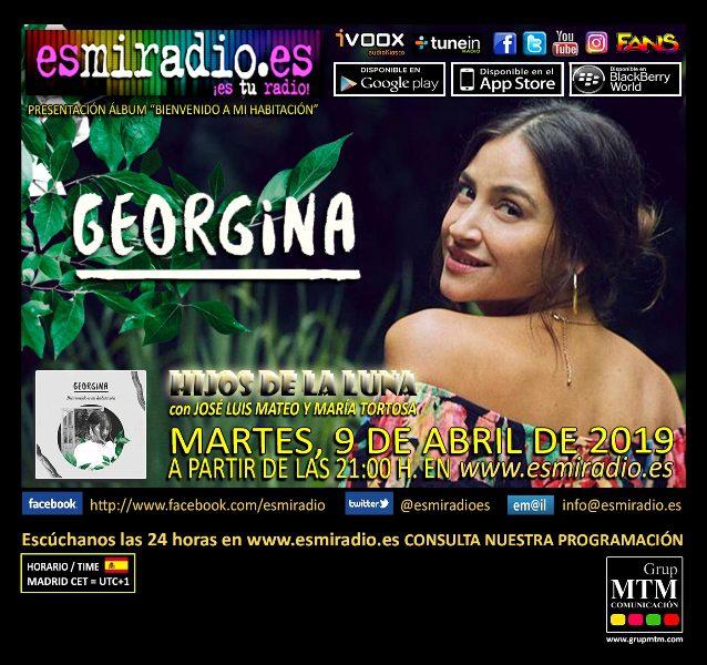 Georgina esmiradio