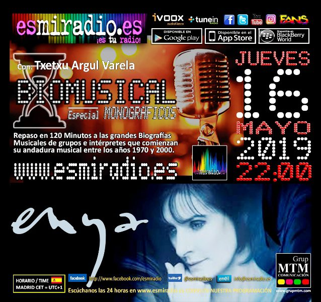 Biomusical Enya esmiradio.es