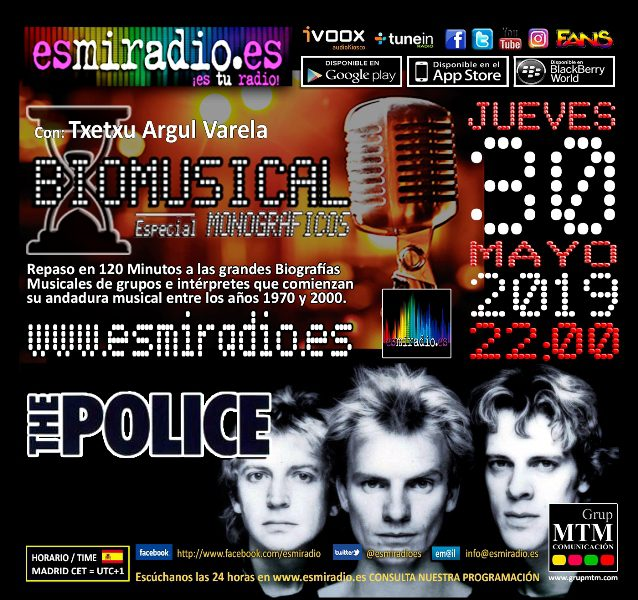 Biomusical The Police