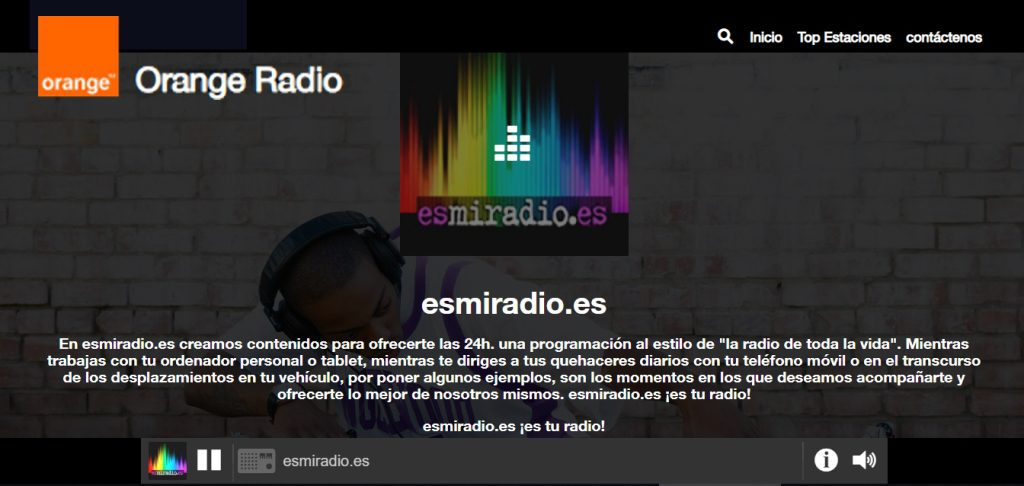 Orange-Radio