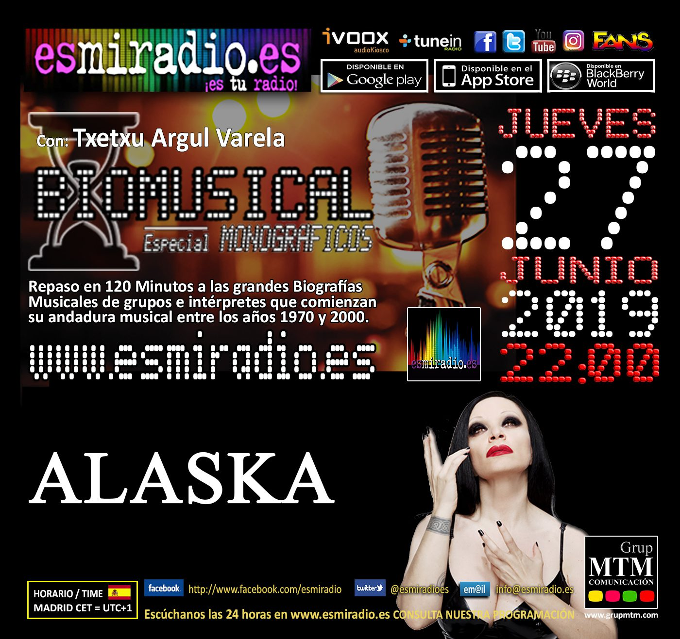 Biomusical Alaska esmiradio.es