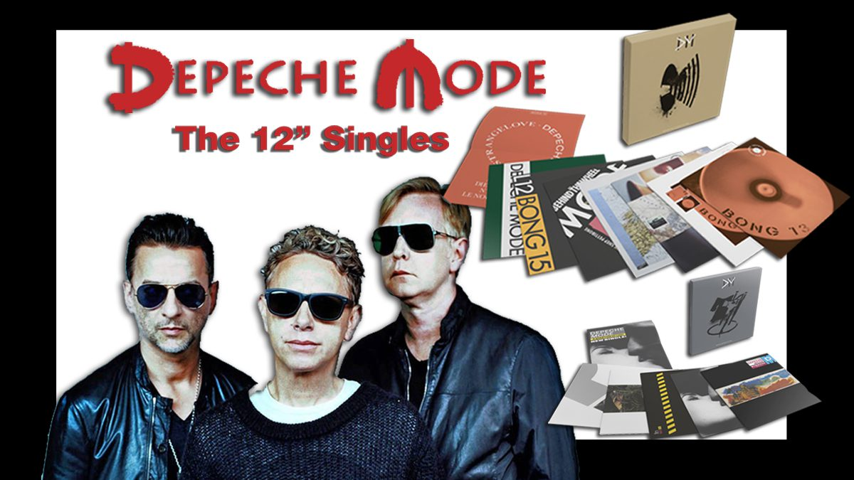 "Depeche Mode The 12"" Singles"