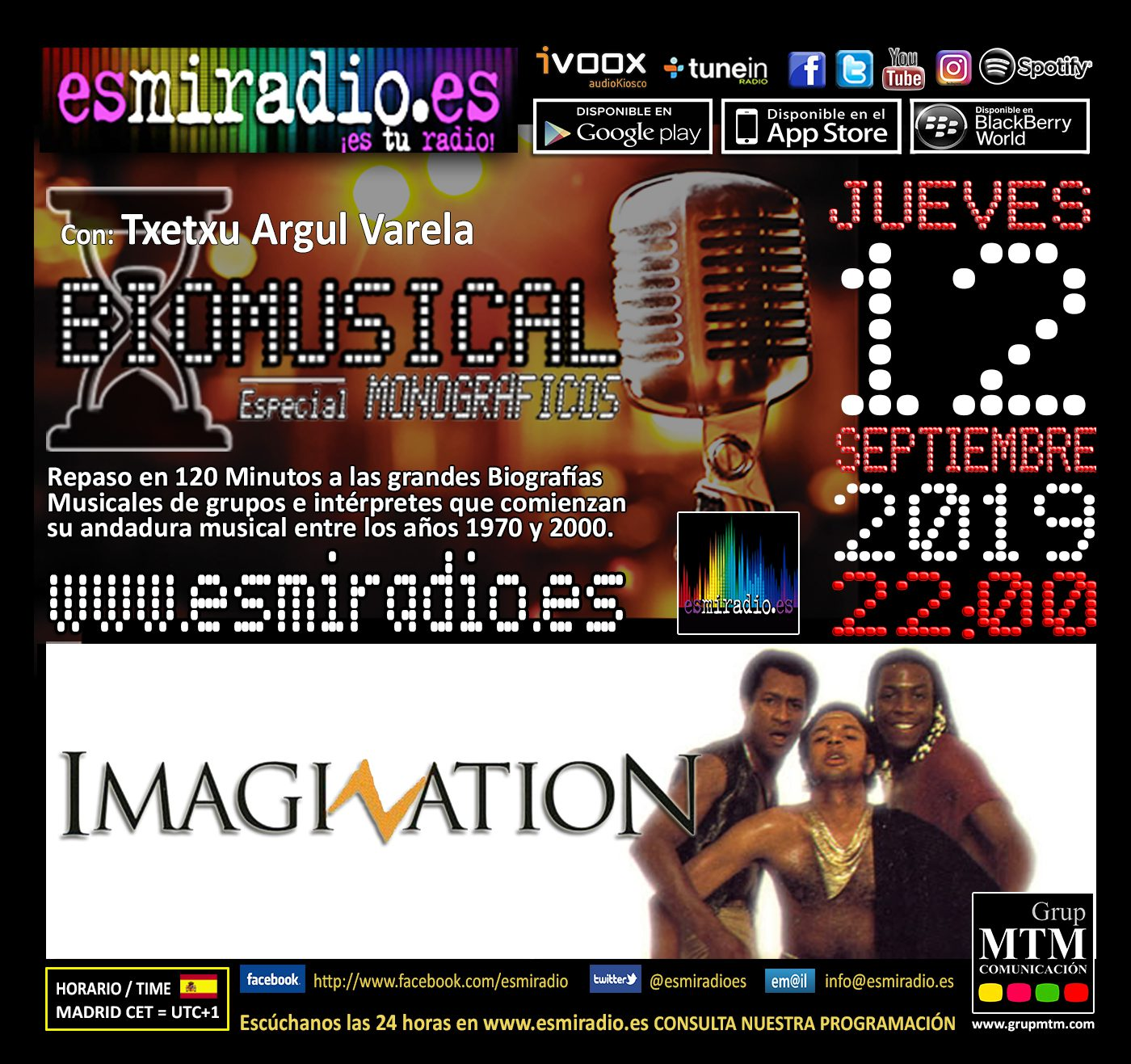 Biomusical Imagination esmiradio.es