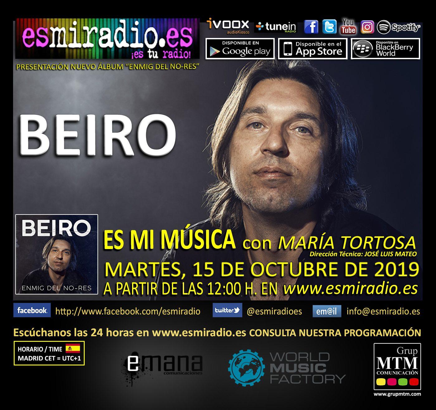 Beiro 151019 esmiradio