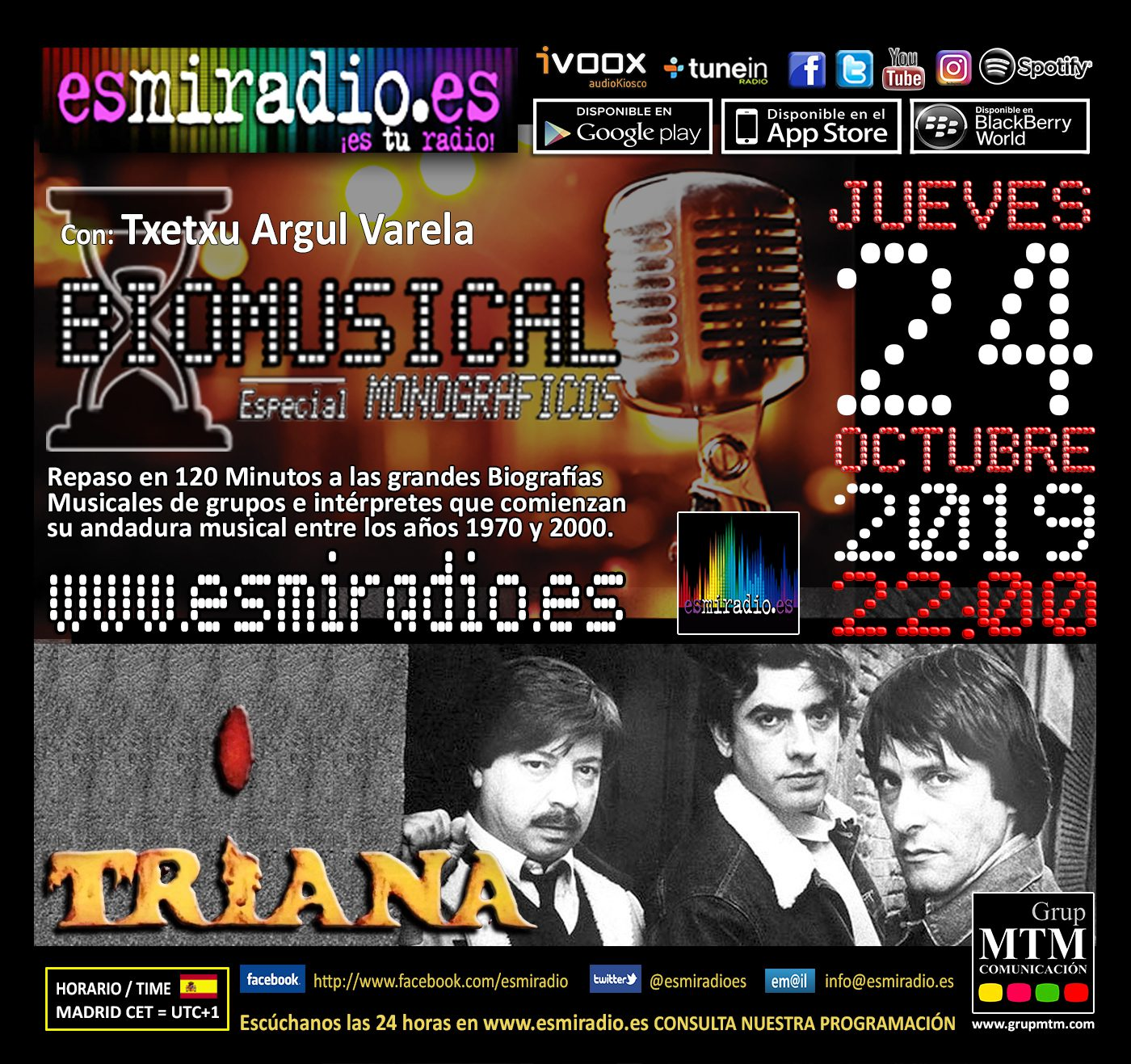 Biomusical Triana