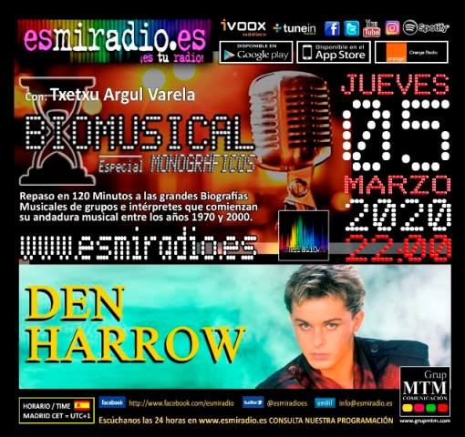 Biomusical Den Harrow