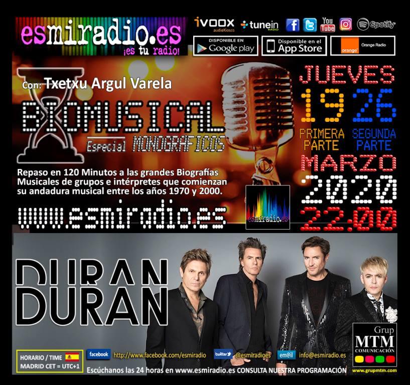 Biomusical Duran Duran
