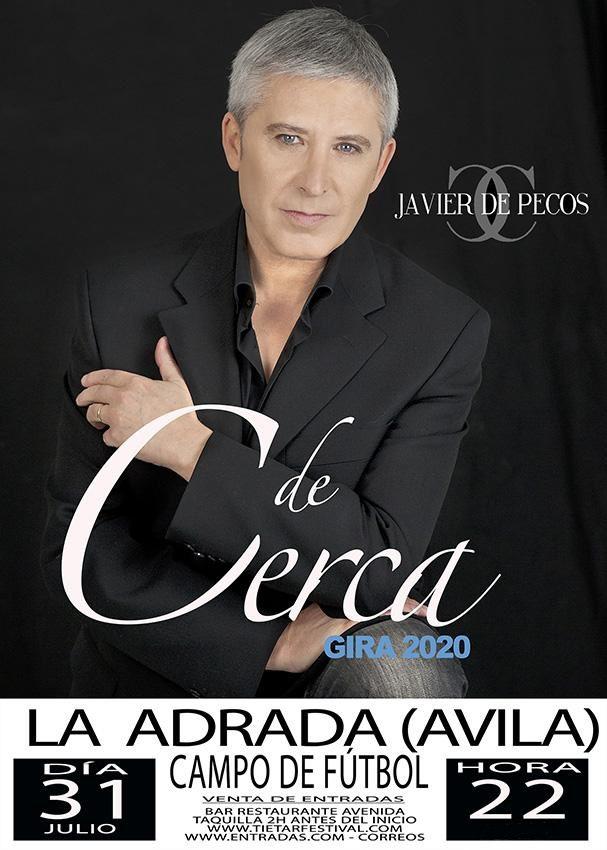 Javier de Pecos 31/07/20 en La Adrada (ÁVILA)