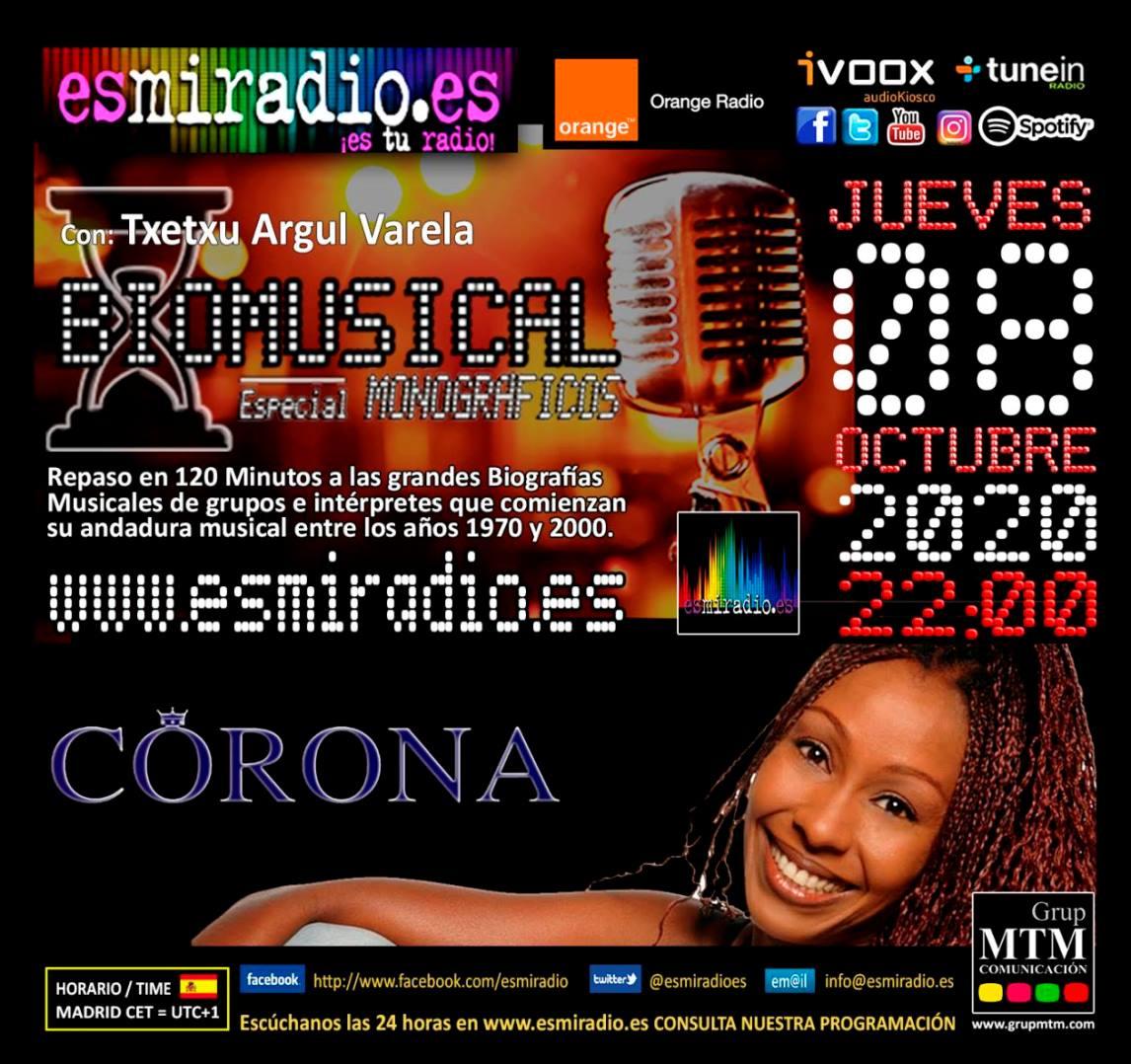 Biomusical Corona 2020
