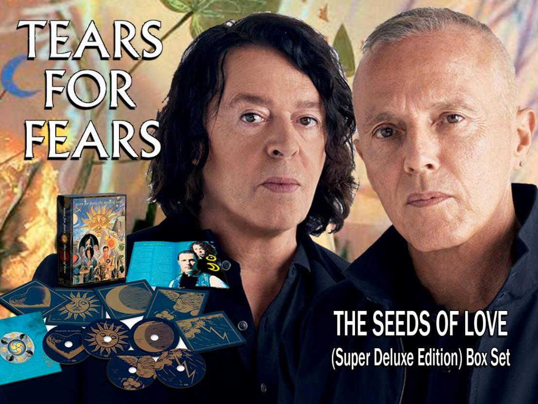 Tears for Fears - The Seeds of Love (Super Deluxe Edition)